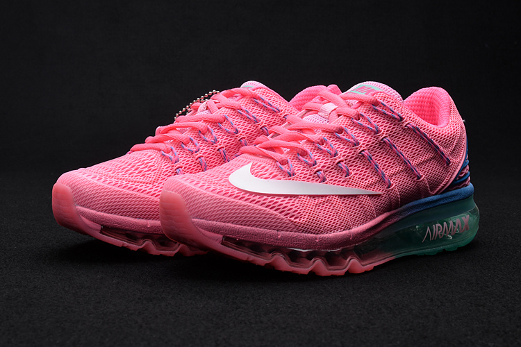buy online good texture great deals 2017 hyper air max 2016 nike 2015 chaussures pas cher rose ...