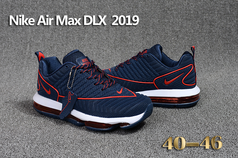 nike hommess air max 2018 running chaussures dlx 2019 flame