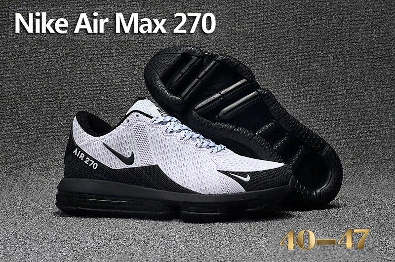Sneakers Sports Air 270 Blanc Chaussures Nike Running Max Classic nwvm8N0O