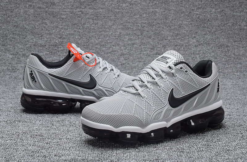 vapormax air ultra max 2018 chaussures nike black gray