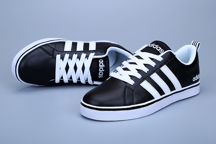 adidas neo leather chaussures