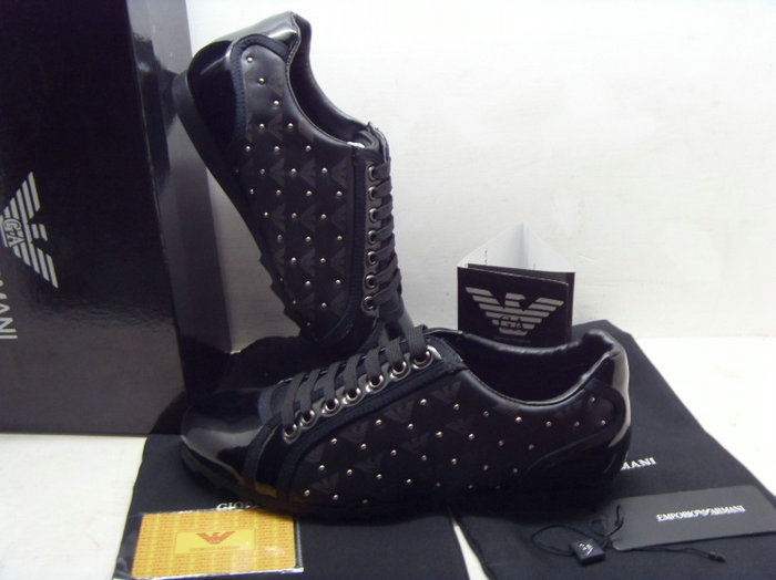 armani chaussures