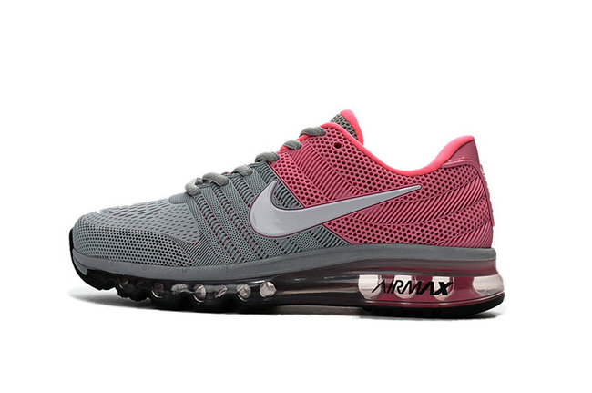 nike air max 2016 femmes trainer running sports spades rouge violet